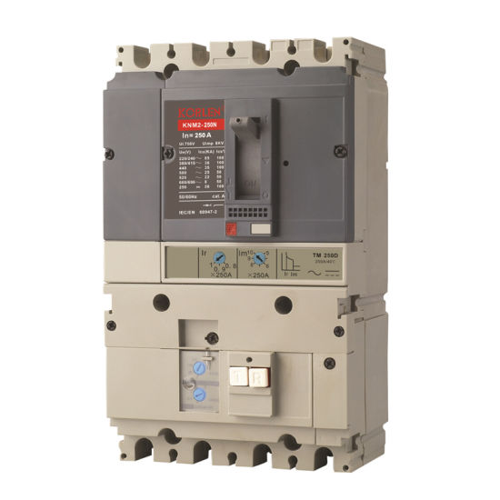 High Breaking Capacity Moulded Case Circuit Breaker pictures & photos
