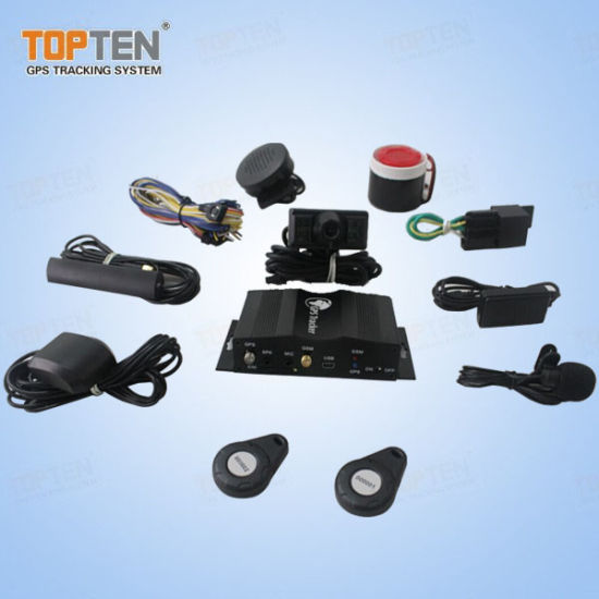 Fleet Management GPS Tracker with Fuel Sensor/Temperature Sensor Tk510-Ez pictures & photos