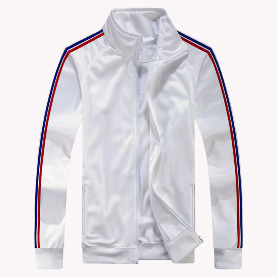 3234832933ea China Customized Mens Polyester Sports Track Jacket - China Sports ...