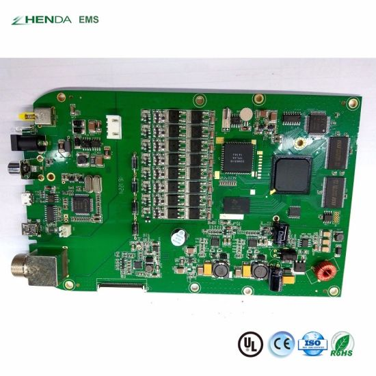 8 Inch Android PCB Board and PCBA Manufacturer pictures & photos