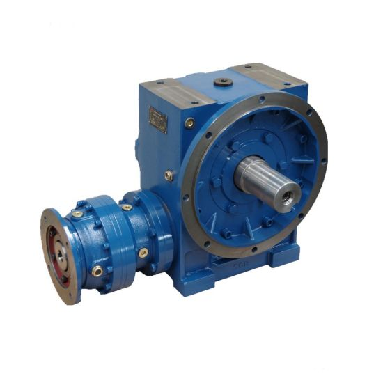 High Torque Worm Planetary Combination Gearbox with Compact Size pictures & photos
