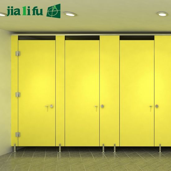 Jialifu Wholesale White Color Restroom Partition pictures & photos