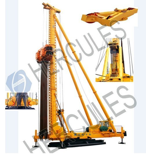 Vibrating Gravel Pile Machine (500mm) pictures & photos