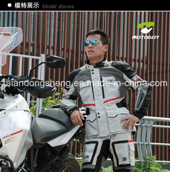 Men's Cordura Motoboy Motorcycle Clothing Jacket