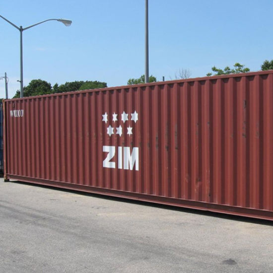 China Second Hand 20gp 40hq 40FT Cheapest Used 40FT Shipping