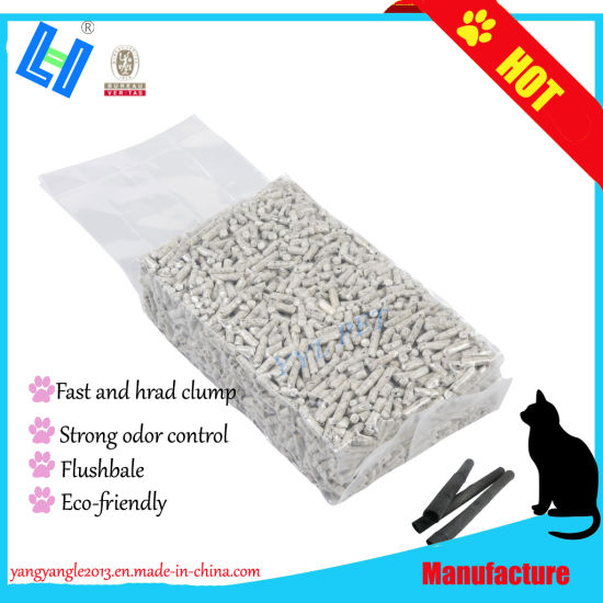 Cat Products: Fast Clump Active Carbon Tofu Cat Litter