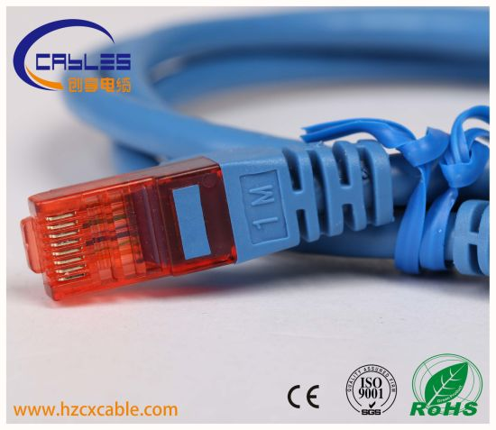 Wholesale High Speed Cat5/Cat5e/CAT6 Network Cable Patch Cord