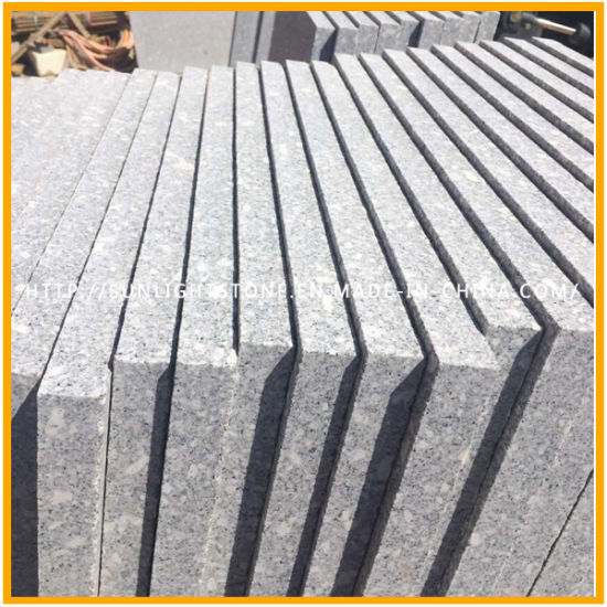 Flamed Natural Cheap Imperial Grey Granite for Flooring, Stairs pictures & photos