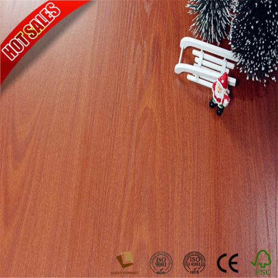 China Factory Of Canadian Maple Krono Original Laminate Flooring