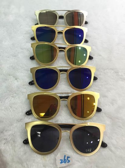 2017 Hotsale Medal and Acetate Sunglasses on Promotions
