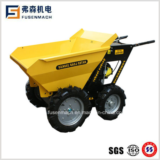 Mini Dumper Sf250 with Ce