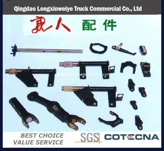 Full Range China Truck Parts for HOWO Truck Parts