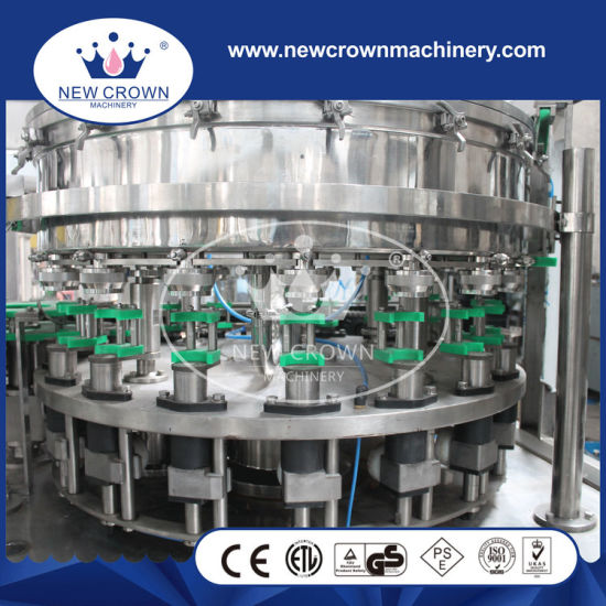 Aiuminium Can Filling Machine (YFGRG-18) pictures & photos