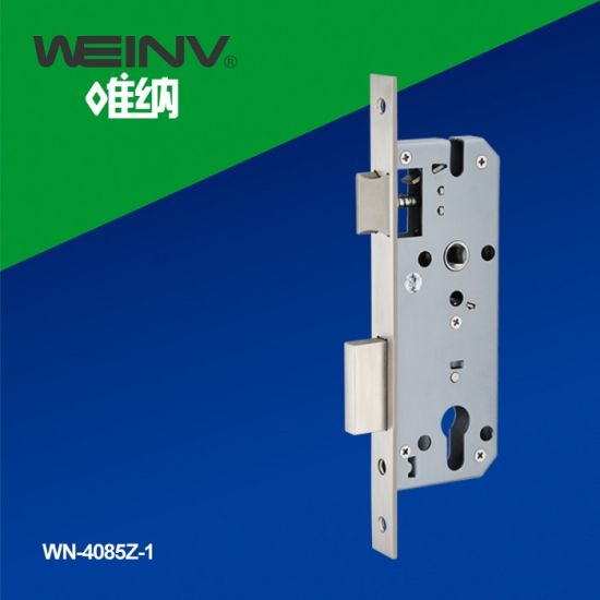 China Stainless Steel Mortise Lock Set 4085 Mortise Door