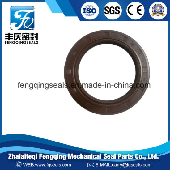 China Rubber Seal Ring Mechanical Seal Case Spring Loaded Oil Seal ...