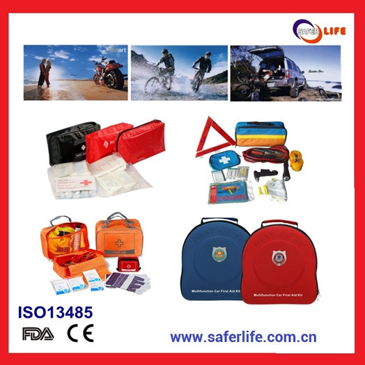 2019 Wholesale Retail Multifunction Emergency Truck Trip Road First Aid Kits Car Trip First Aid Kit Aid Kit Auto First