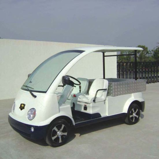 CE Approved 2 Seater Electric Personal Transport Vehicle (DU-N4) pictures & photos