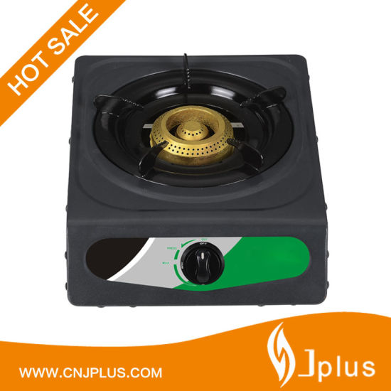 Single Gas Stove Automatic Ignition Hot Sale in Bangladesh Jp-Gc101t