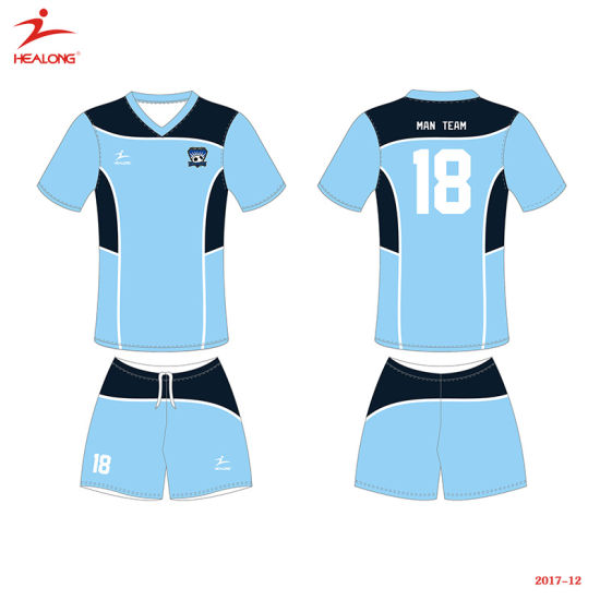 71d14c84a Healong New Design Sportswear Sublimation Printing Football Jersey pictures    photos