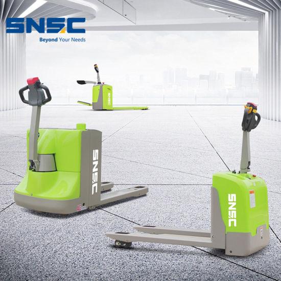 Snsc 1.5ton Electric Pallet Truck