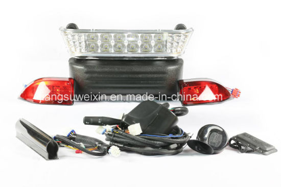 "Club Car Precedent 04""-up LED Deluxe Light Kit pictures & photos"