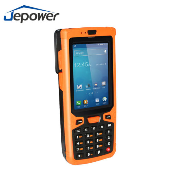 3.5 Inch PDA Barcode Scanner GSM Data Collection Terminals pictures & photos