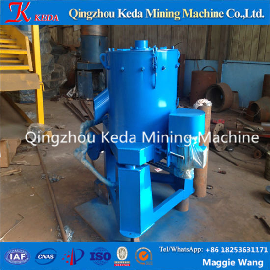 Gold Refining Machinery Gold Centrifugal Concentrator pictures & photos