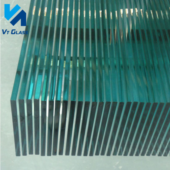 China 3-19mm Tempered Glass with Csi for Pool/Balusters