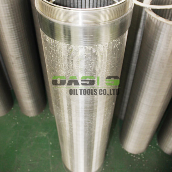Oasis High Quality Stainless Steel 304 Wire Mesh Wedge Wire Screens pictures & photos
