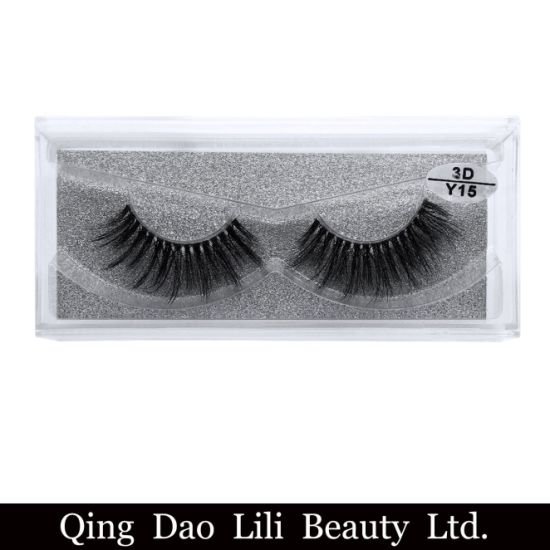 1ee9a0dce60 Wholesale Private Label Eyelashes 3D Lashes False Eyelashes Manufacturer  pictures & photos