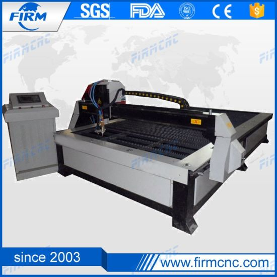 CNC Plasma Cutting Machine for Metal Stainless Steel pictures & photos