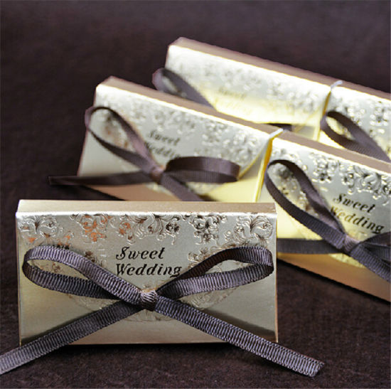 High Quality Chocolate Gift Packaging Box pictures & photos