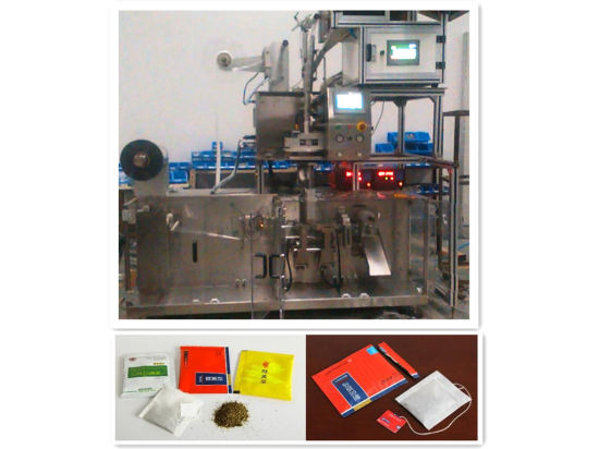 Filter Tea Bag with Envelope Packing Machine pictures & photos
