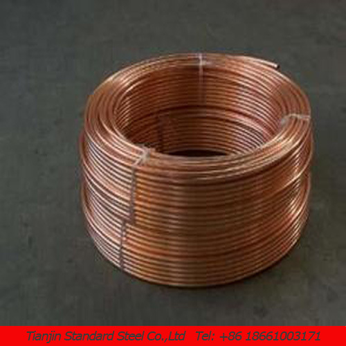 Pancake Copper Tube in Coil for AC C12000 pictures & photos