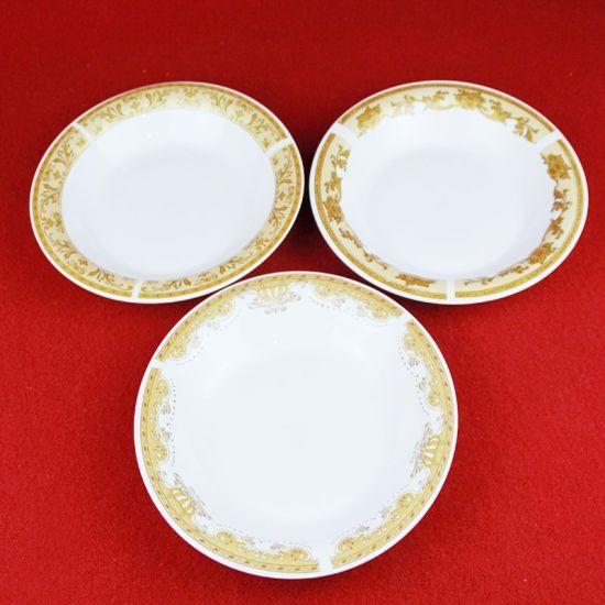 Foodsafe Standard Printing Decor Tableware Cheap Ceramic Soup Plate & China Foodsafe Standard Printing Decor Tableware Cheap Ceramic Soup ...