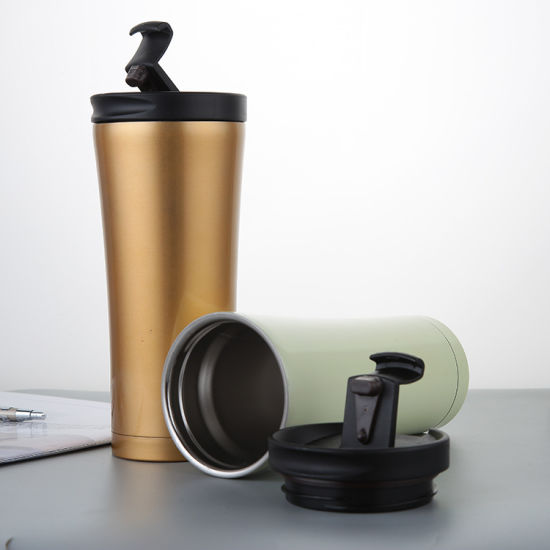 Double Walls Stainless Steel Juice Cup Insulated Coffee Cup
