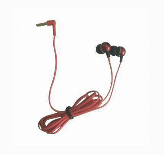 Colorful Wired for Samsung Flat Wire Earphones