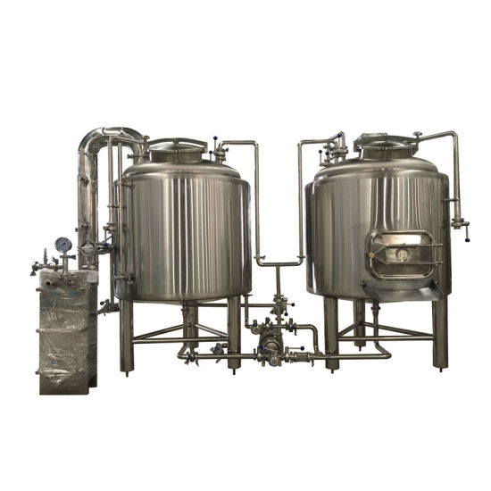 2000L 3 Vessels 4 Vessels Steam Heating Industrial Commercial Micro Craft Beer Brewing Brewery Making Machine Equipment pictures & photos