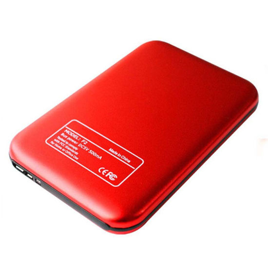 Aluminum Plastic Material Portable USB3.0 Interface HDD Enclosure for Notebook pictures & photos