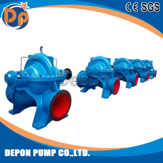 Positive Displacement Water Pump with Long Service Life pictures & photos