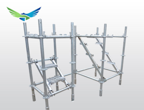 Hot DIP Galavanized Ringlock Scaffold for Construction Building
