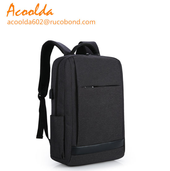 42feadad256d 2017 Business USB Charging Laptop Backpack Men Fashion Multi-Function  Travel Bag pictures   photos