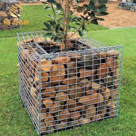 Welded Wire Gabion Baskets | China Hot Dipped Galvanized Rock Welded Wire Stone Cage Gabion