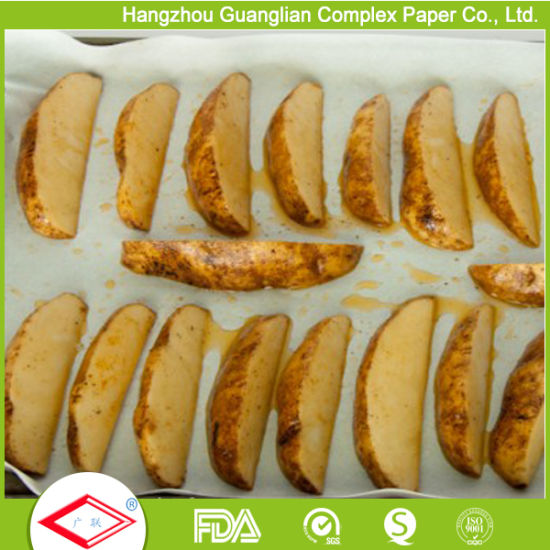 """40g 16""""X24"""" Full Sheet Cooking and Baking Paper Type for Oven"""