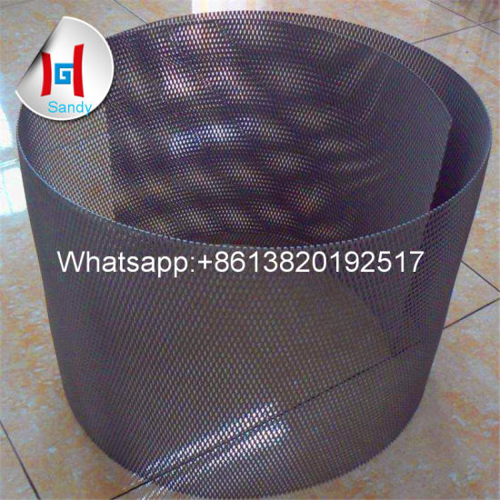 Price of Diamond Hole Net Grade 1 to Grade 4 Titanium Mesh Sheet