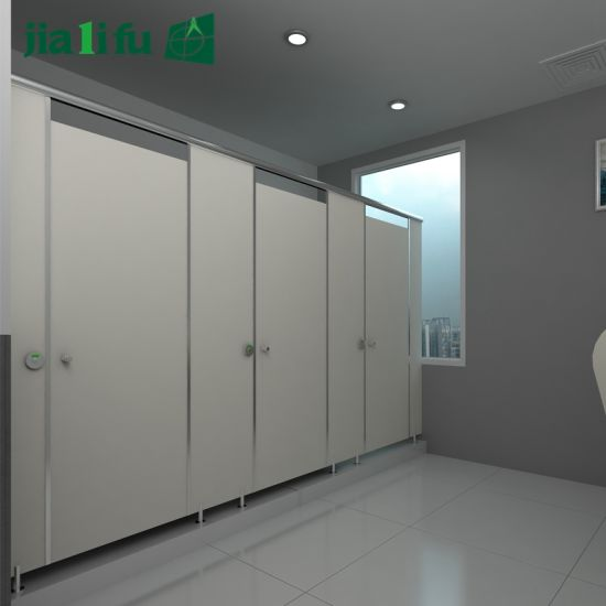 Jialifu Nylon Accessories Phenolic Compact HPL Toilet Partition pictures & photos