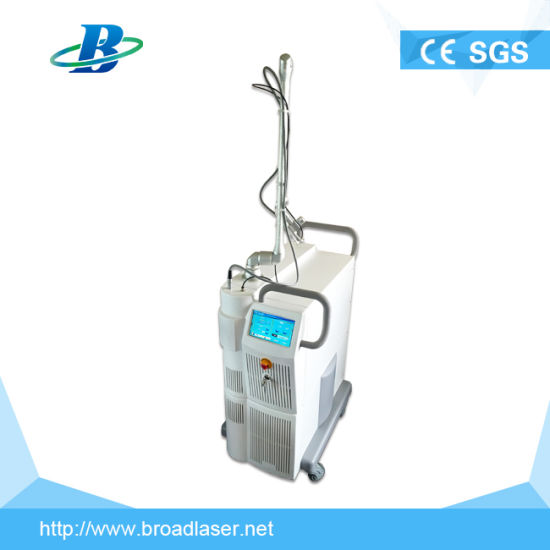 CO2 Laser Machine for Skin Resurfacing with RF Tube pictures & photos