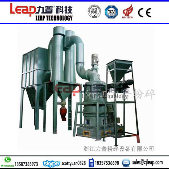 Hgm-1000 Ce Certificated Superfine Sodium Carbonate Powder Crushing Machine pictures & photos