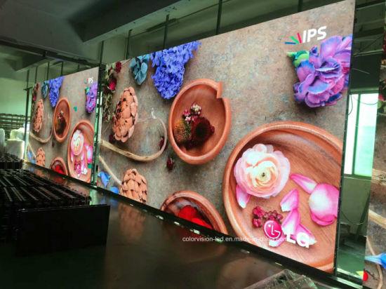 3D Video Wall Big HD TV Screen P4/P5/P6/P8/P10 Billboard Sign Panel LED Display
