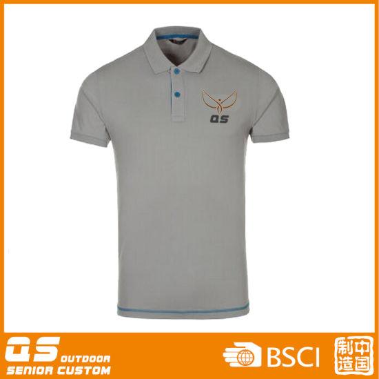 Custom Men's Polo Golf Sports Quick Dry T-Shirt